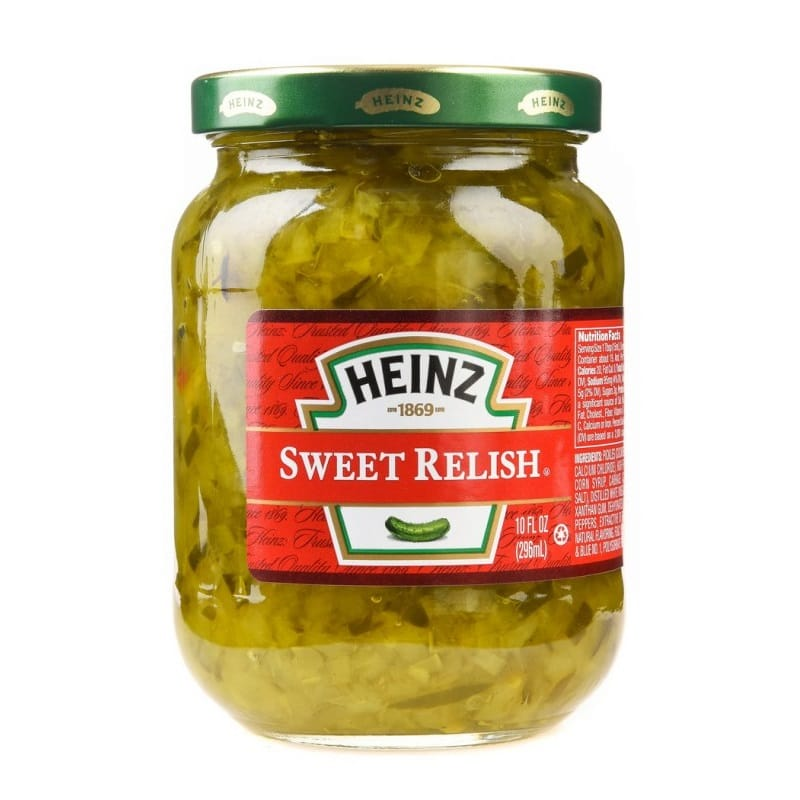 Heinz Sweet Relish 296ml Cold Storage Singapore