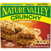 Maple Brown Sugar Crunchy Granola Bars (6 pouch x42g)