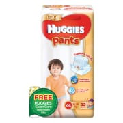 Gold Pants XXL 32s Bundle With Wipes Promo Pack