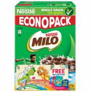 Milo Breakfast Cereal Magic Painting Book 500g