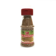 5 Spices Assorted Ground 50g