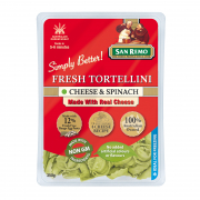 Fresh Tortelini Cheese & Spinach