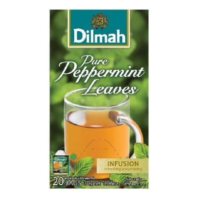 Tea Bags - Pure Peppermint Tea 20sX1.5g