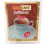 INDOCAFE 3 in 1 Coffeemix 30sX20g