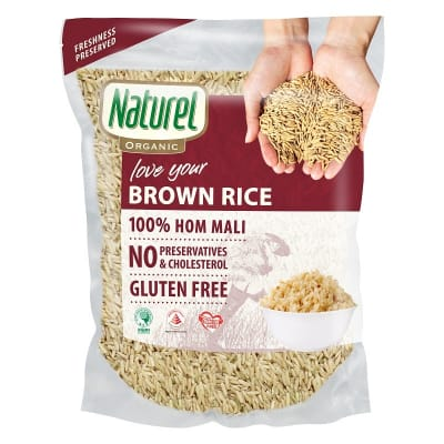 Organic Brown Rice 2kg