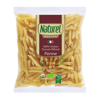 Organic Durum Wheat Penne 500g