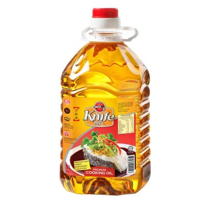 KNIFE Premium Cooking Oil 3L