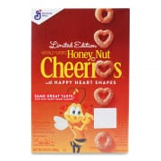 Cheerios Cereal - Honey Nut 306g