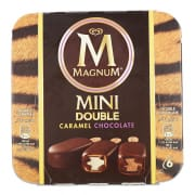 Stick Ice Cream Mini - Double Caramel Chocolate 6sX60ml