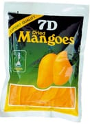 7D Dried Mangoes Preserved 200G