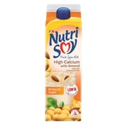 Fresh Soya Milk Hi-Cal W/ Almond Reduced Sugar 1L