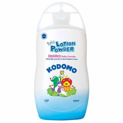Baby Lotion Powder 200ml