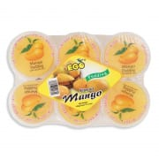 EGO Mango Pudding with Nata De Coco 6sX100g