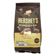 Nuggets Milk Chocolate With Almonds 299g