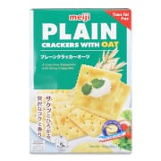 Plain Cracker With Oats 104g