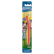 Kids Toothbrush 2-4Yrs