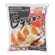 Chicken Vegetable Gyoza 600g