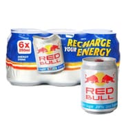 Energy Drink Less Sugar 6sX250ml