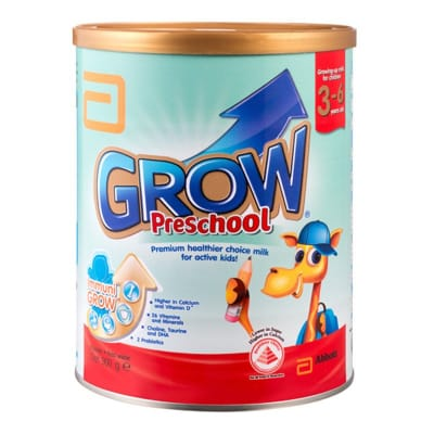 Preschool ImmuniGrow Milk Formula 3-6 Yrs Old 900g