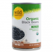 Org Black Bean