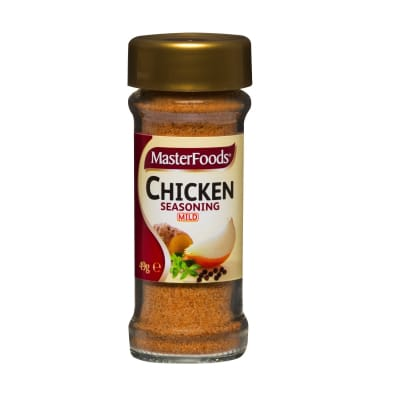 Seasoning - Chicken Mild 49g