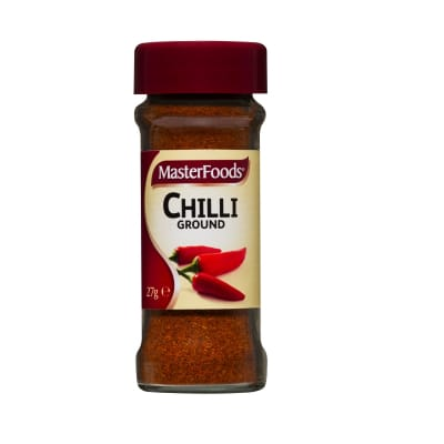 Seasoning - Chillies Ground Hot 27g