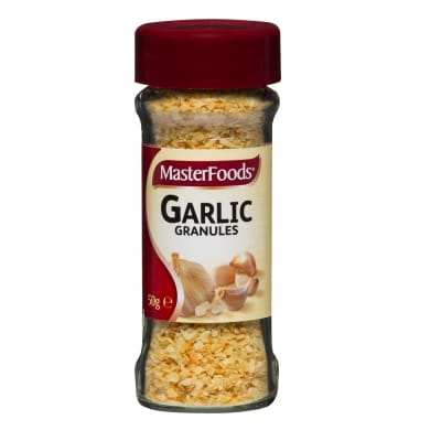 Seasoning - Garlic Granules 50g