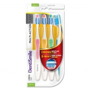 Toothbrush Multi Action Clean Soft 4s