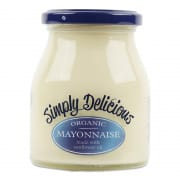 Organic Mayonnaise 300ml