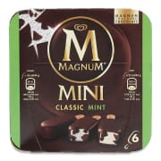 Stick Ice Cream Mini - Classic Mint Dark 6sX60ml