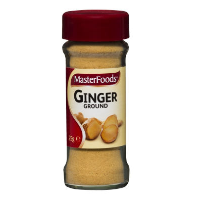 Seasoning Ginger Ground 25g