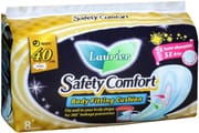 Safety Comfort Night 40cm Wings 8s