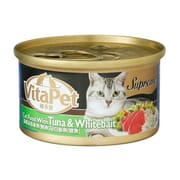 Tuna & Whitebait 85g