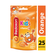 Kids Vitamin C Orange Gummies 25s