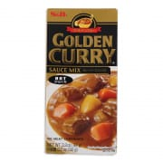 Sauce Mix Golden Curry - Hot 110g