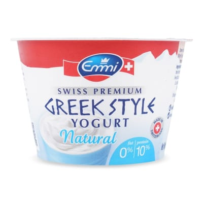 Greek Yogurt Natural 0% Fat 150g