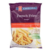 French Fries Straight Cut 1kg