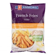 Crinkle Cut Fries 1kg