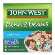 Tuna & Beans Three Beans 185g