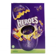 Heroes Chocolate Egg Large 254g