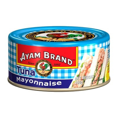 Tuna Mayonnaise 160g