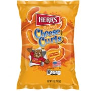 Baked Cheese Curls 198g