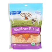 Mexican Shredded Cheese 170g