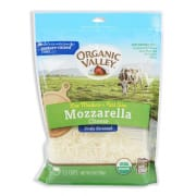 Mozzarella Shredded Cheese 170g