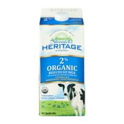Organic Milk Reduced Fat