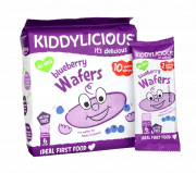 Rice Wafer Blueberry 40g