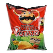 Potato Chips Hot & Spicy Flavour 75g