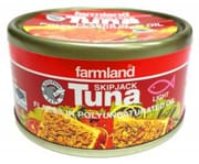 Tuna Flakes In Oil 185g