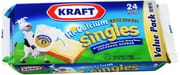 KRAFT Cheese Singles Value Pack 24s