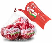 LAUGHING COW Mini Babybel Full Fat Semi-Soft Cheese 5s